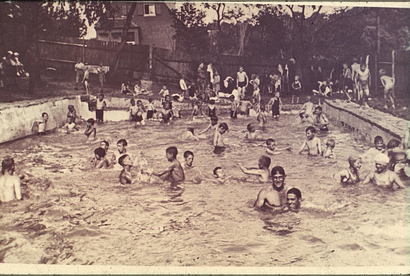 Schwimmbad Ensheim?