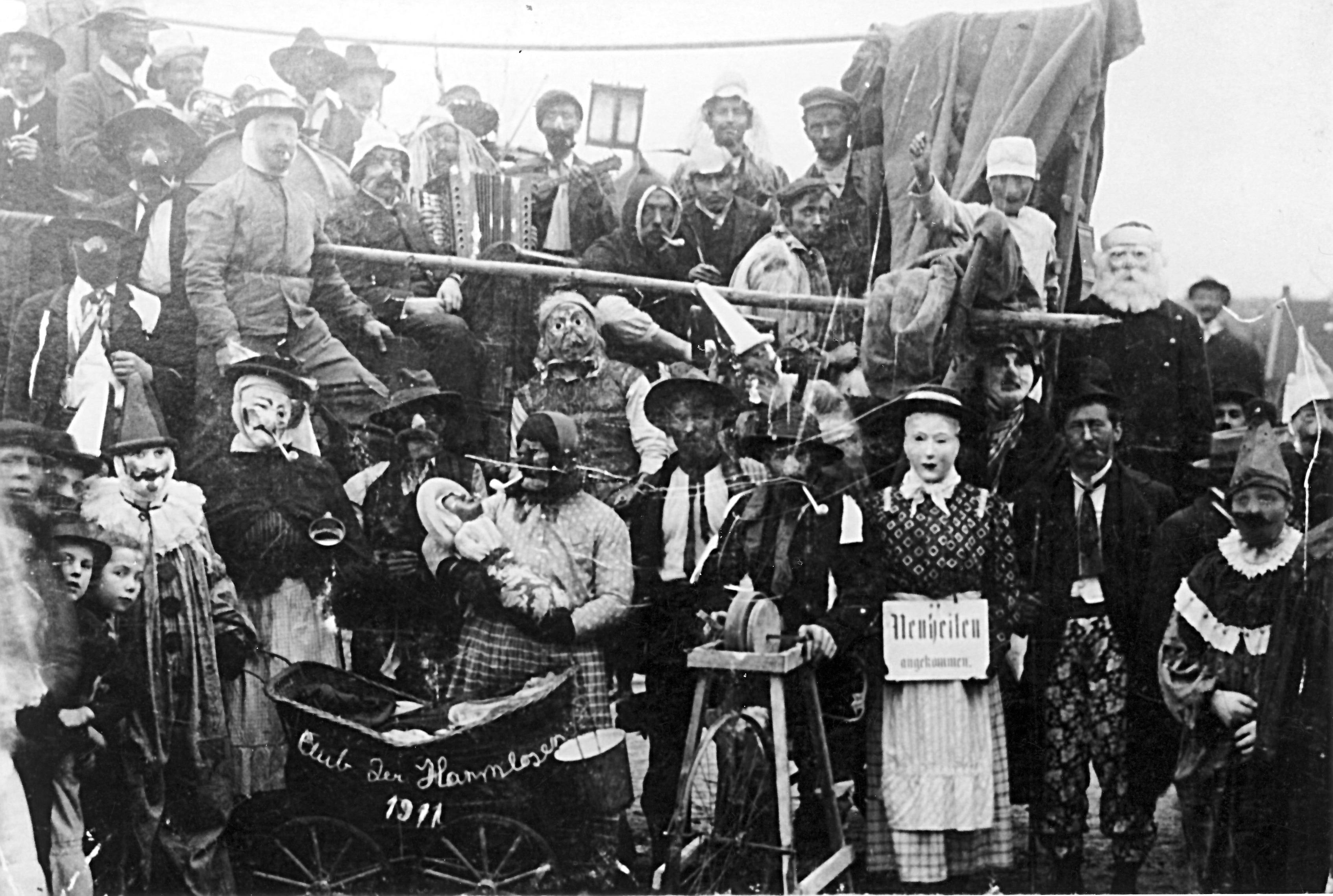 Fastnacht 1911