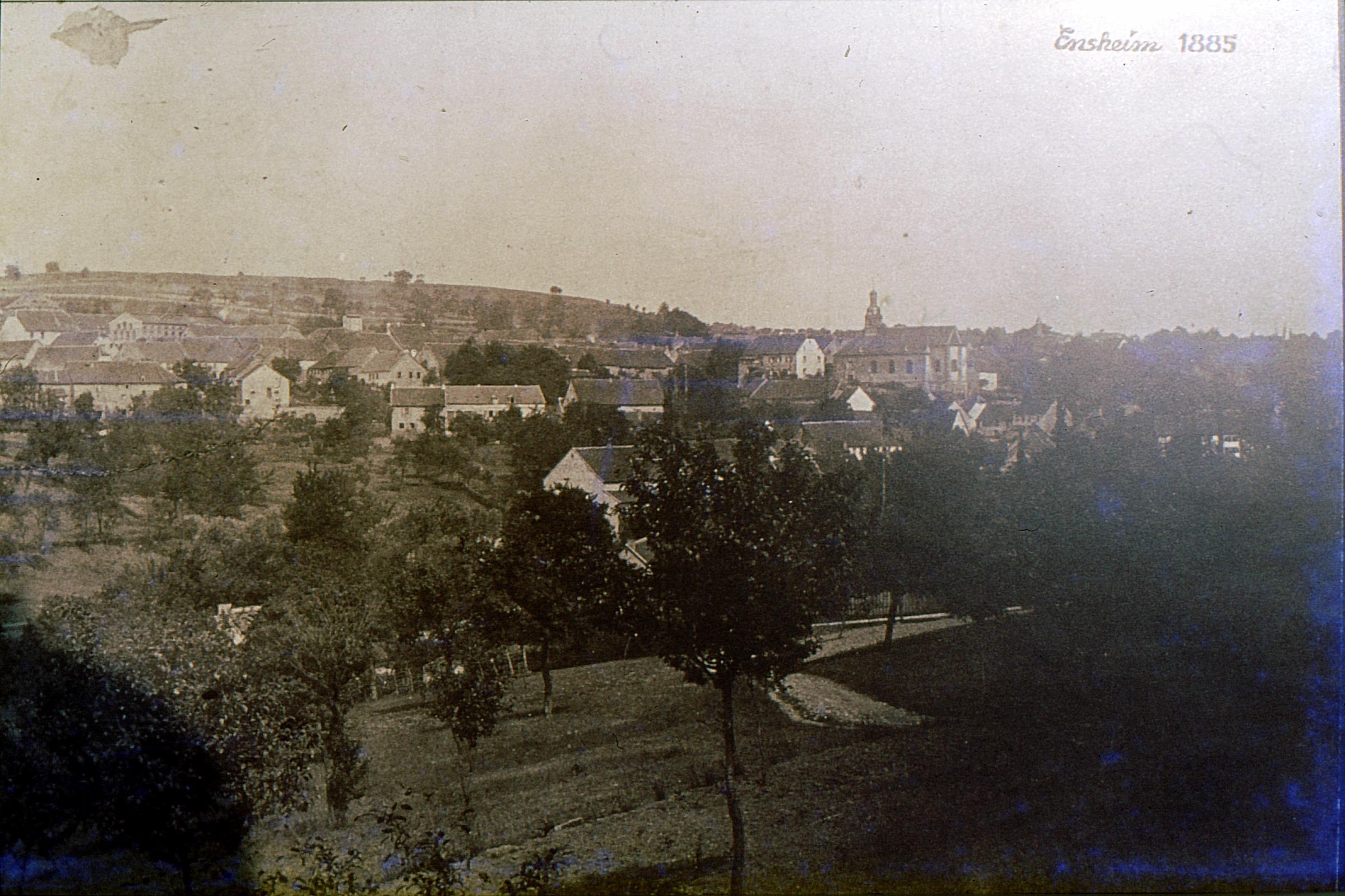 Ensheim 1885