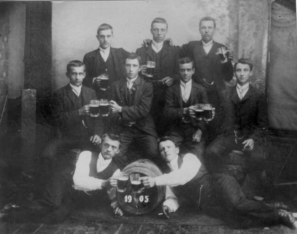 Die Matzen 1905