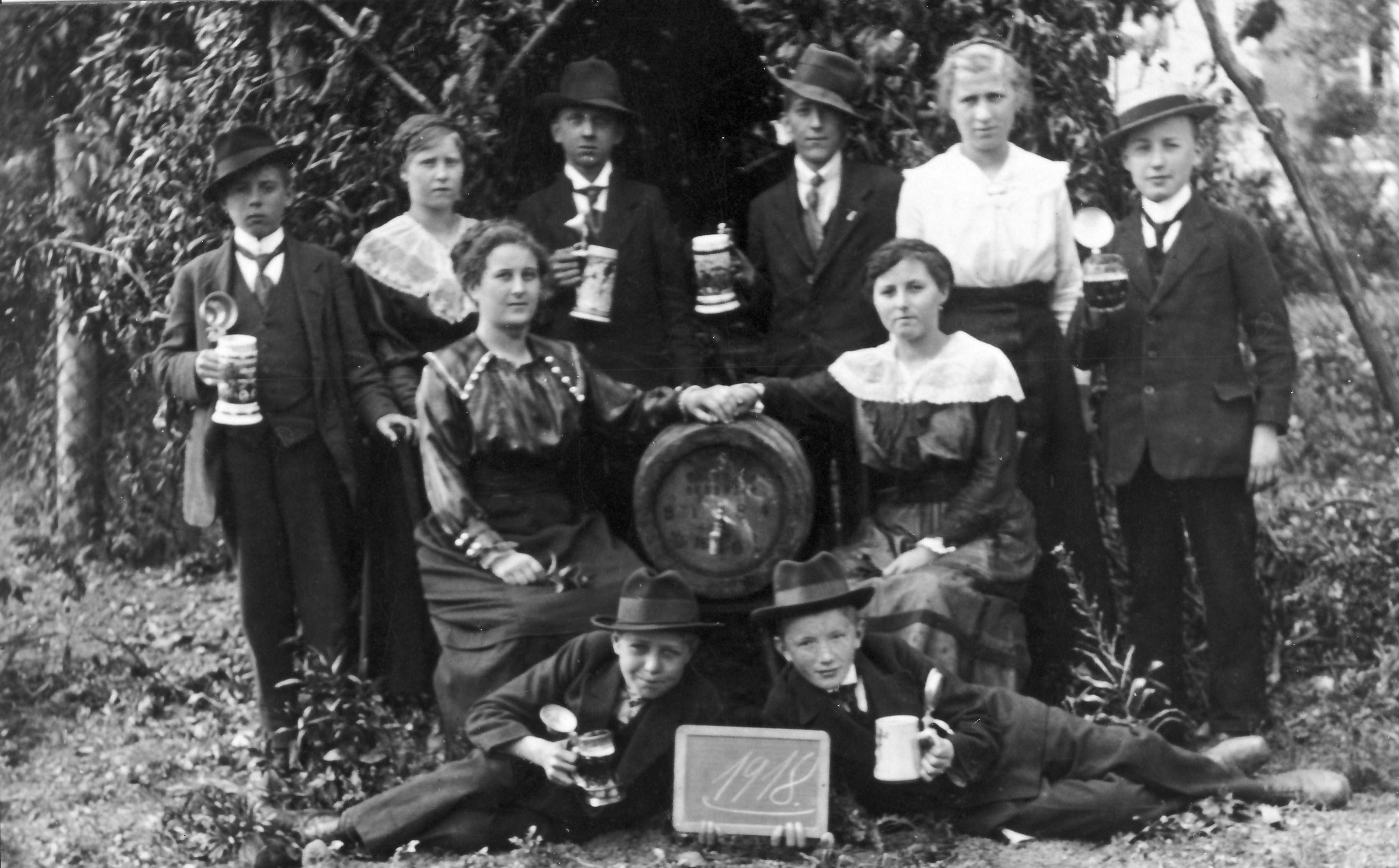 Gruppe 1918