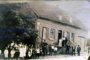 Wirtschaft Cuntz 1918