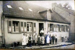 Haus Jungfleisch, Heimel 1924