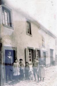 Fam. Ziegler, Heimel, 1925